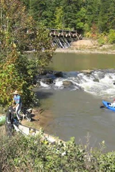 August FSO - Banister River