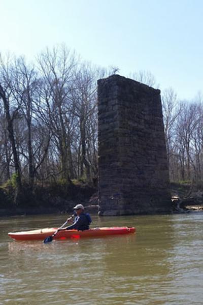 September FSO Paddle on the Dan