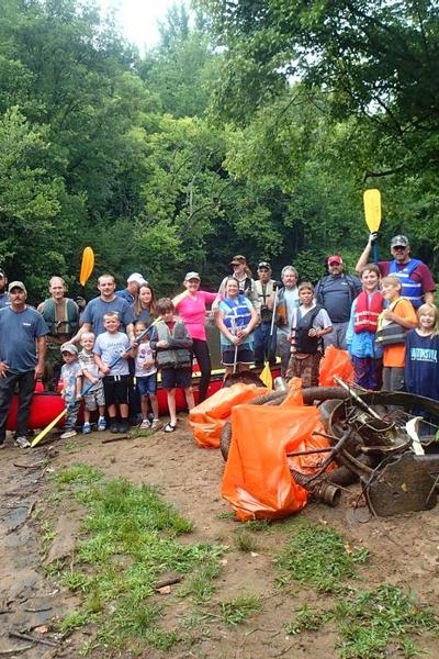 Smith River Summer Cleanup