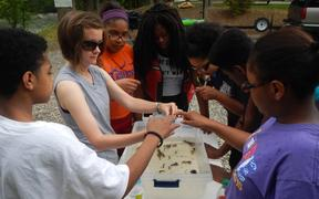 DRBA's Environmental Education Changes Lives of Youth