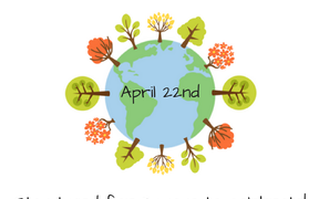 Earth Day is Coming! Here's how you can celebrate with DRBA.