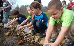 Hands On Environmental Science Provides Real World Experiences