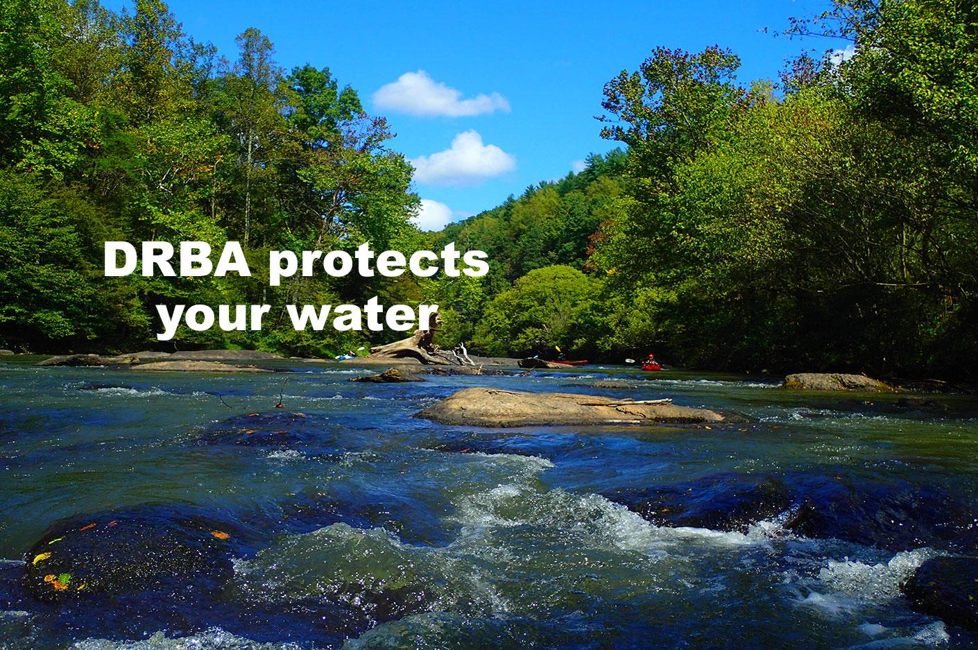 DRBA Protects Your Water