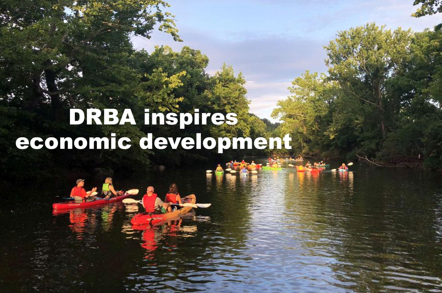 DRBA Inspires Economic Development
