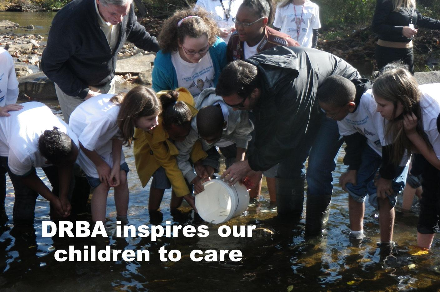 DRBA Inspires Our Children To Care