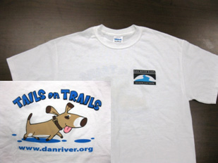 Tails on Trails T_Shirt
